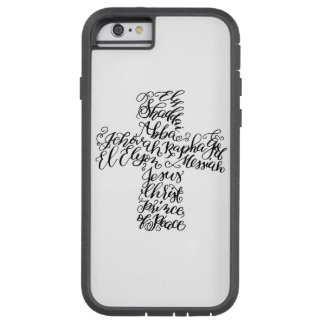 The Cross Calligraphy Mosaic Tough Xtreme iPhone 6 Case