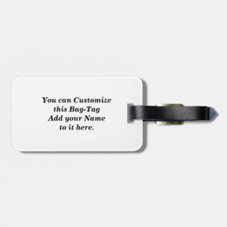 The Cross of Salvation-Saved_ Luggage Tag