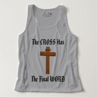The Cross Tank Top
