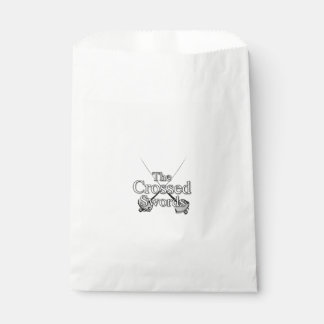 The Crossed Swords Favour Bag