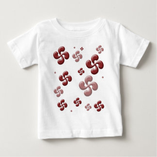 The crosses Basque 3D! Baby T-Shirt