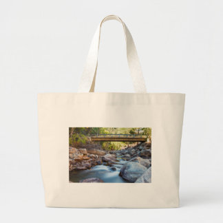 The Crossing Large Tote Bag