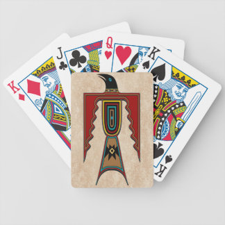 The Crow Bicycle Playing Cards