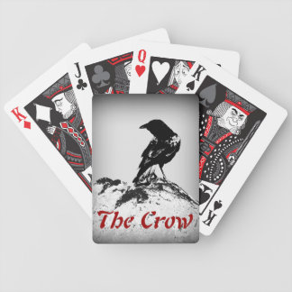The Crow Collection Playing Cards