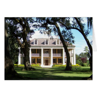 The Crown Jewel of River Road- Houmas House Card