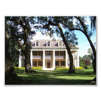 The Crown Jewel of River Road- Houmas House Photo Print