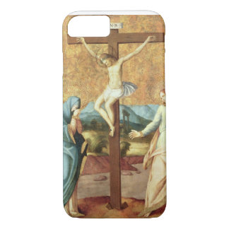 The Crucifixion with the Virgin and St John the Ev iPhone 7 Case