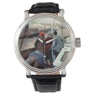 The Cruise. Circa 1922. Wrist Watches