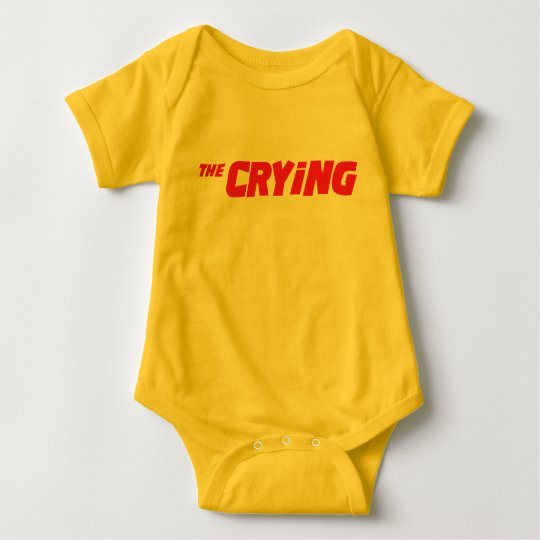 The Crying T-Shirt Design