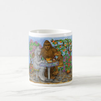 The Cryptid Cafe Mug