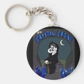 The Crystal Crone Key-Chain Keychain