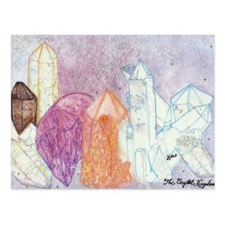 The Crystal Kingdom Postcard