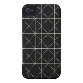 The Crystal Temple Sacred Geometry iPhone 4 Case