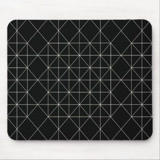 The Crystal Temple Sacred Geometry Mouse Pad