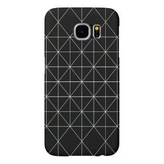 The Crystal Temple Sacred Geometry Samsung Galaxy S6 Cases