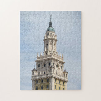 The Cuban Freedom Tower in Miami Jigsaw Puzzle