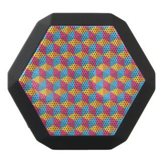 The Cube Pattern I Black Bluetooth Speaker