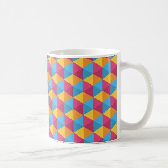 The Cube Pattern I Coffee Mug