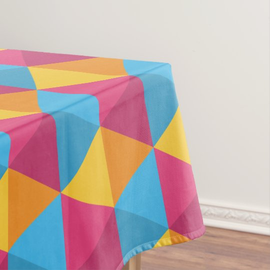 The Cube Pattern I Tablecloth