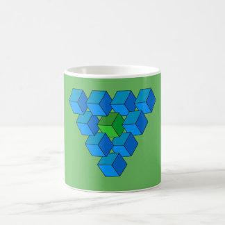The Cubes Coffee Mug