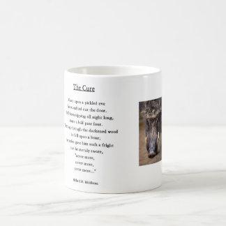 The cure coffee mug