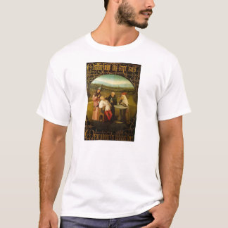 The Cure of Folly by Hieronymus Bosch T-Shirt