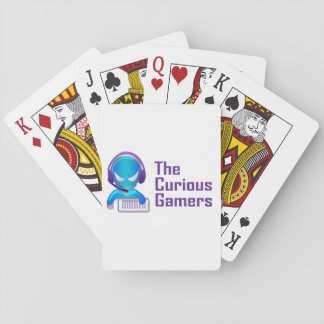 The Curious Gamers Playing Cards