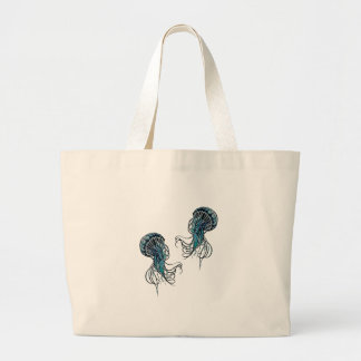 THE CURRENT DANCERS LARGE TOTE BAG