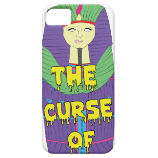 The Curse of The Mummy iPhone 5 Case