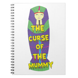 The Curse of The Mummy Notebooks