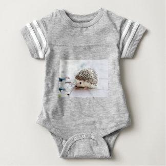 The Cute Baby Hedgehog Baby Bodysuit