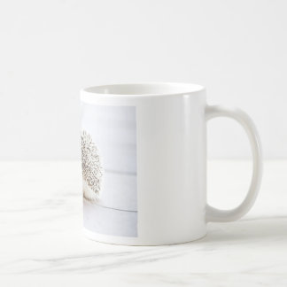 The Cute Baby Hedgehog Coffee Mug