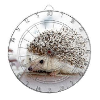 The Cute Baby Hedgehog Dartboard