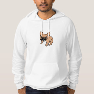 The Cute Black Mask Fawn Frenchie Needs Attention Hoodie