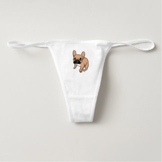 The Cute Black Mask Fawn Frenchie Needs Attention Underwear