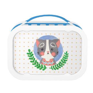 The Cute Cat Lunch Box