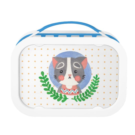 The Cute Cat Lunch Box