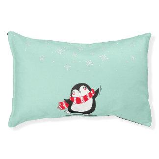The Cute Penguin Pet Bed