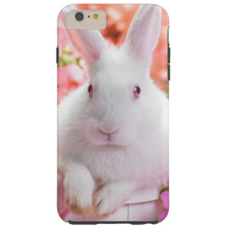 The cute rabbit iphone6 case