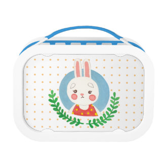 The Cute Rabbit Lunch Box