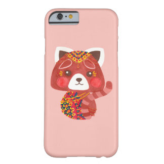 The Cute Red Panda Barely There iPhone 6 Case