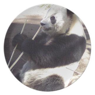 The Cutest Panda, Ever Dinner Plates