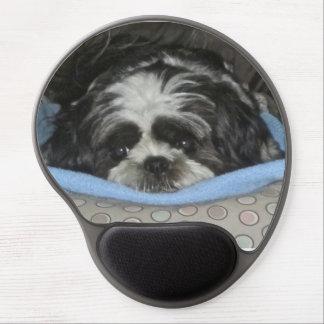 The Cutest Shih Tzu Pet Puppy Gel Mouse Pad