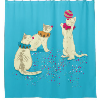 The Cutest Show on Earth Shower Curtain