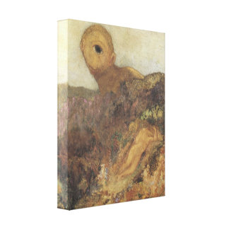 The Cyclops, 1914 Stretched Canvas Print