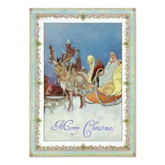 The Czarina Card