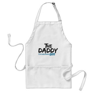 The Daddy Est 2011 Standard Apron
