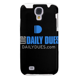 The Daily Dues iPhone Case Galaxy S4 Case