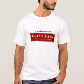 The Daily Paul T-Shirt
