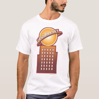 The Daily Planet T-Shirt